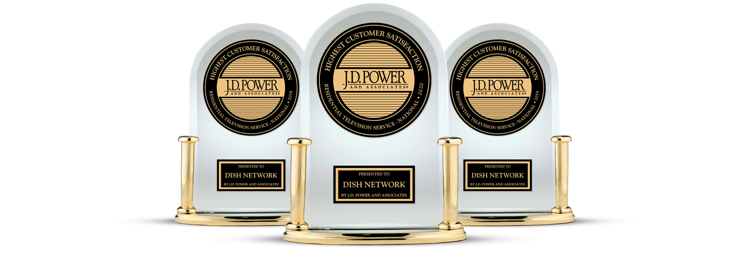 DISH Customer Satisfaction - Ranked #1 by JD Power - D&D Satellite in Salem, Oregon - DISH Authorized Retailer